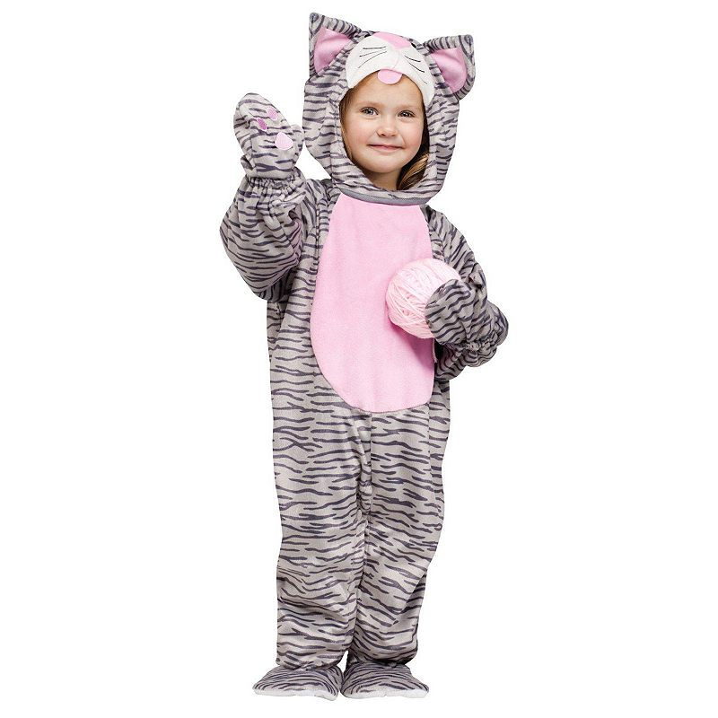 Cuddly Kitty Costume - Toddler