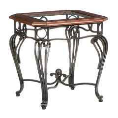 Prentice End Table by