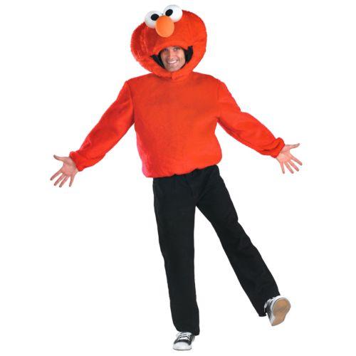 Sesame Street Elmo Costume - Adult