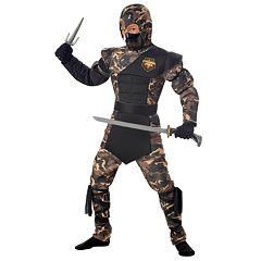 Special Ops Ninja Costume Kids