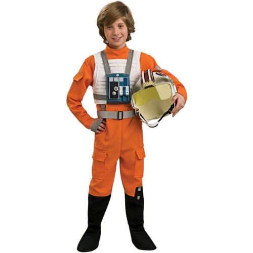 Star Wars Clone X-Wing Fighter Pilot Costume - Kids