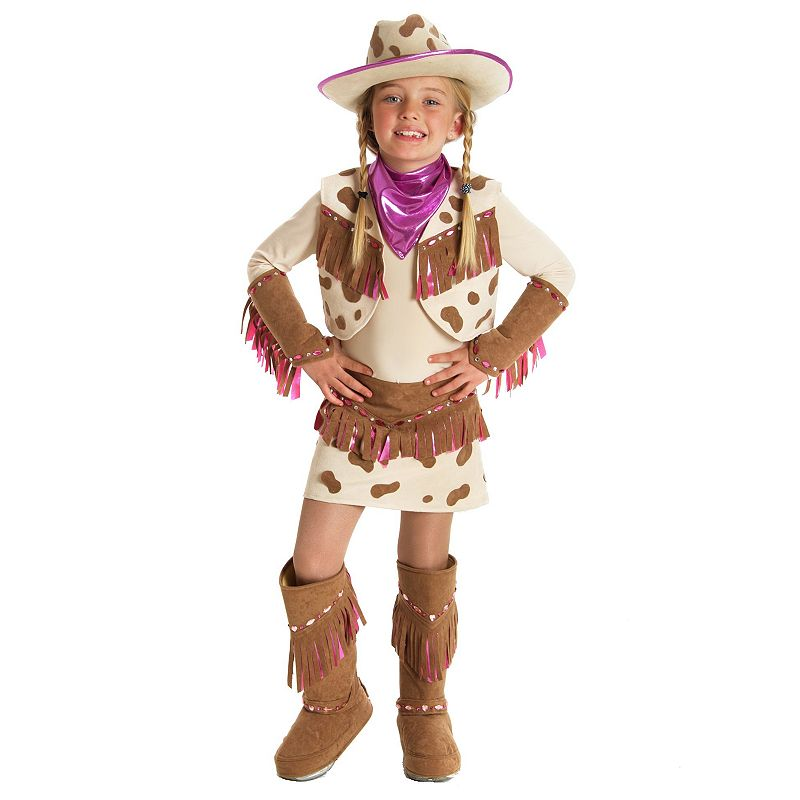Rhinestone Cowgirl Costume - Kids