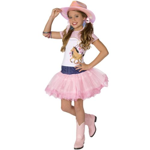 Planet Pop Star Cowgirl Costume - Kids