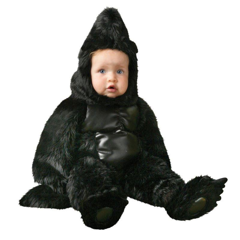 Gorilla Costume - Baby/Toddler (Blue)