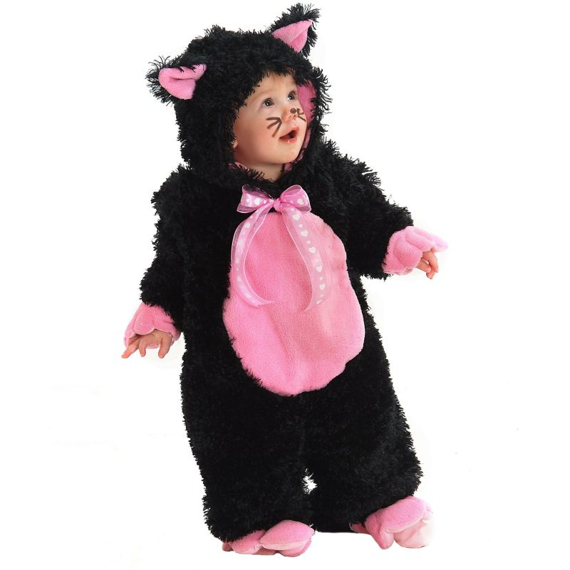 Kitty Costume - Baby (Pink/Black)