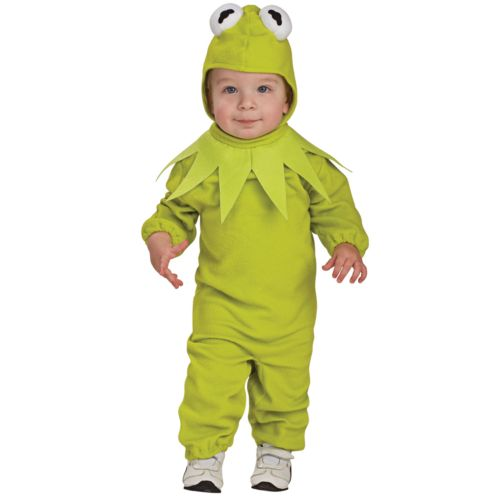 Muppets Kermit the Frog Costume - Toddler