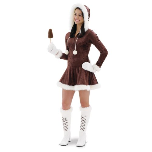 Cold Weather Cutie Costume - Teen