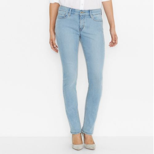 Levi's 525 Perfect Waist Straight-Leg Jeans - Women's