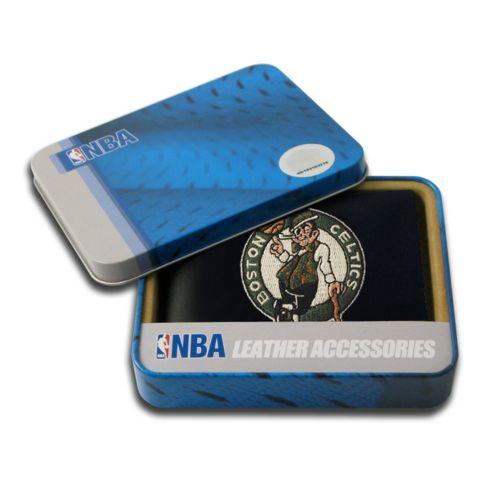 Boston Celtics Bifold Wallet