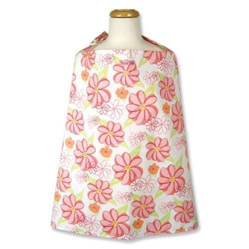 Trend Lab Hula Floral Nursing Cover