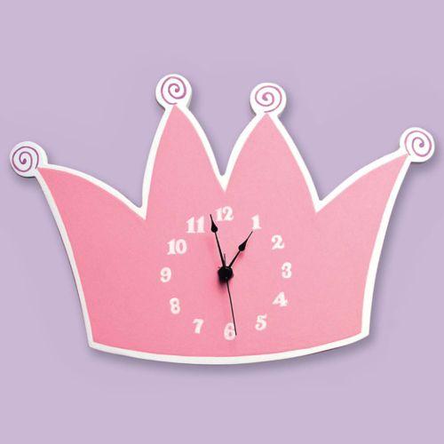 Trend Lab Tiara Wall Clock
