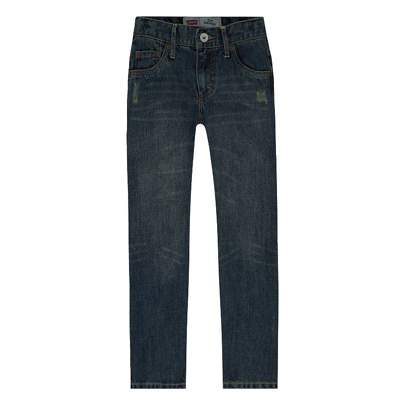Boys 8-20 Levi's 514 Straight-Fit Jeans