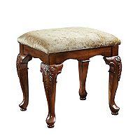 Jamestown Landing Upholstered Bench