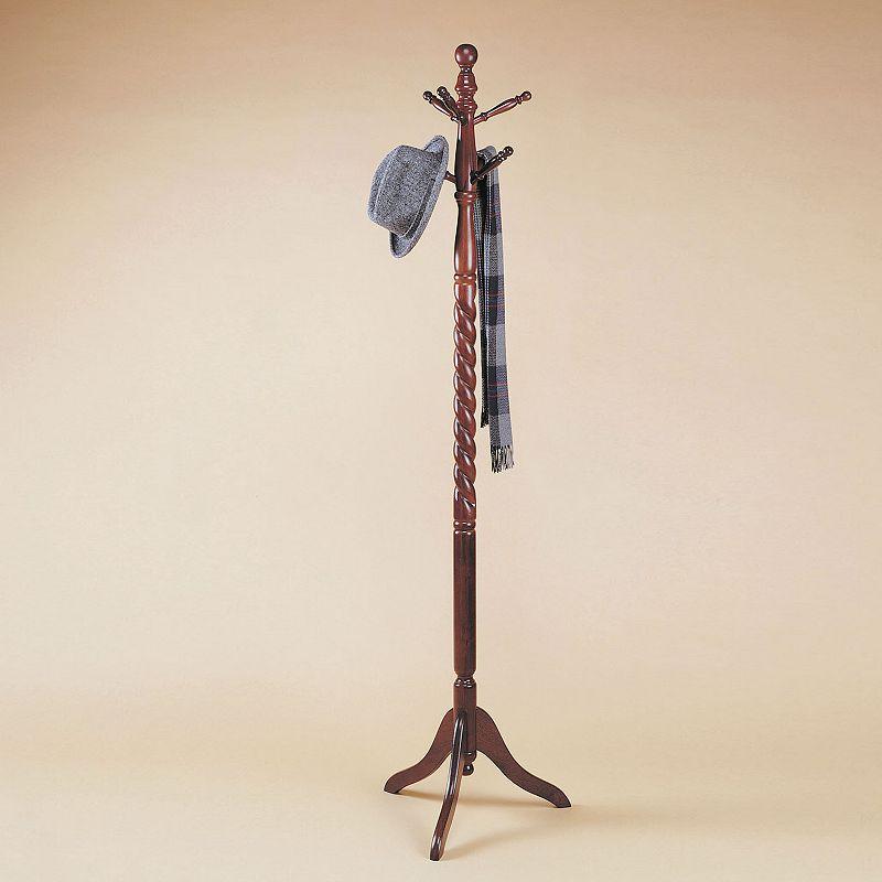 Twist Coat Rack