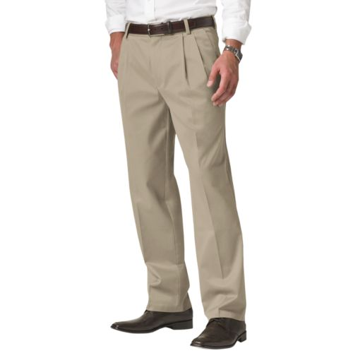 Dockers® D3 Classic-Fit Signature Khaki Pleated Pants - Big & Tall