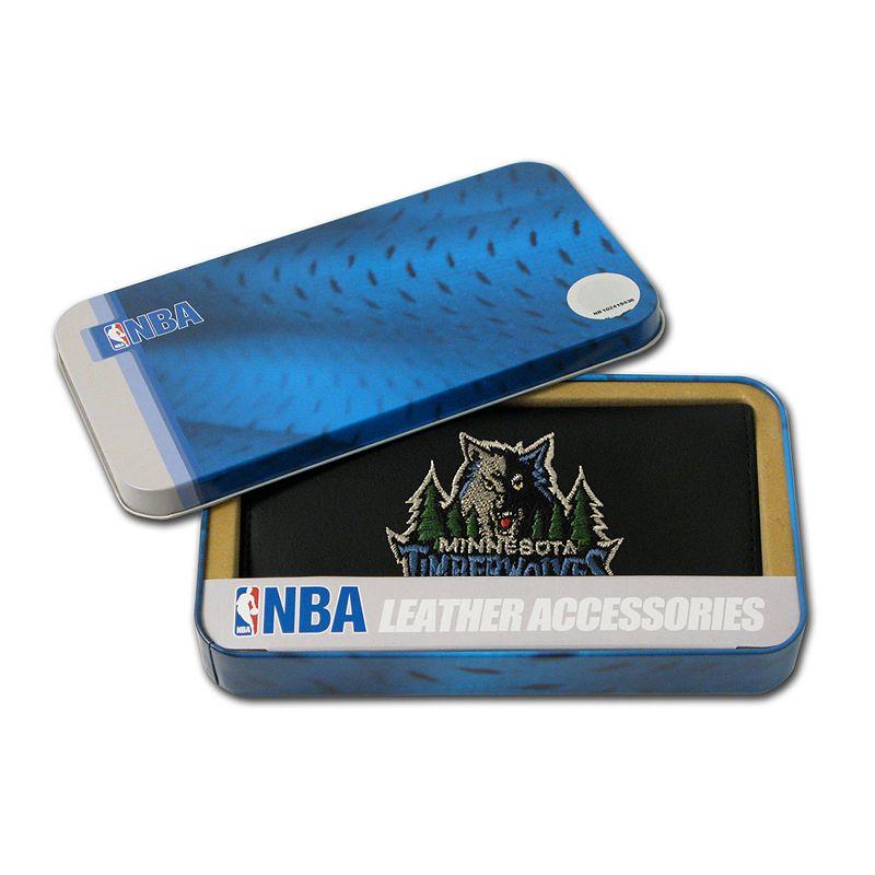 Minnesota Timberwolves Checkbook Wallet