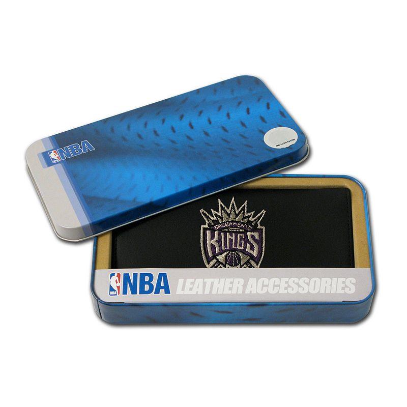 Sacramento Kings Checkbook Wallet