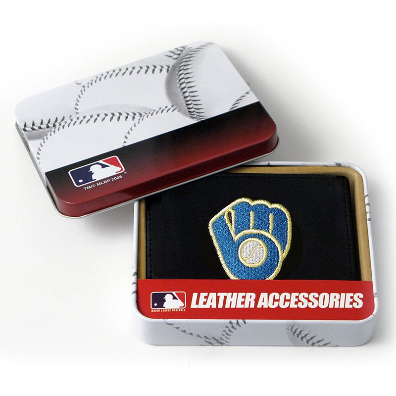 Milwaukee Brewers Trifold Wallet