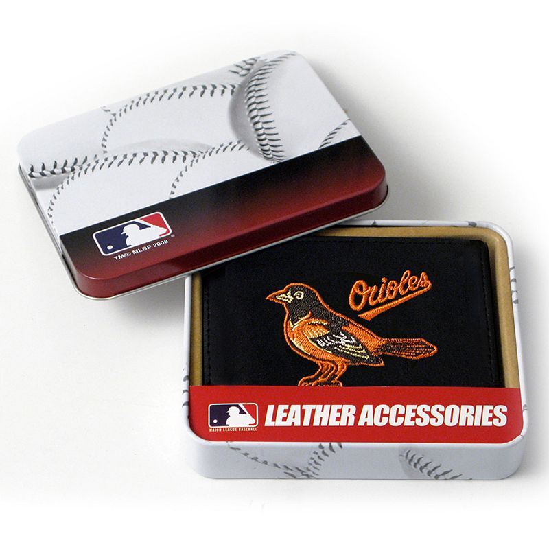 Baltimore Orioles Trifold Wallet