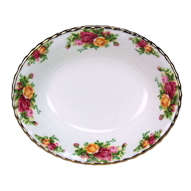 Royal Albert Old Country Roses Vegetable Serving Bowl