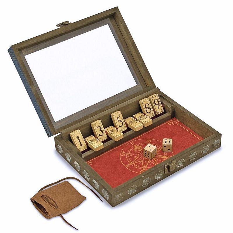 Melissa and Doug Shut-The-Box Game