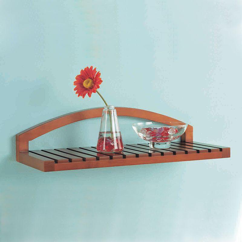 Neu Home Arched Wood Shelf