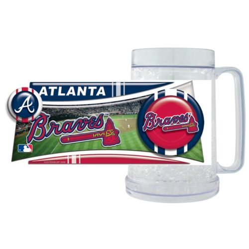 Atlanta Braves Freezer Mug