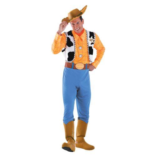 Disney / Pixar Toy Story Woody Deluxe Costume - Adult