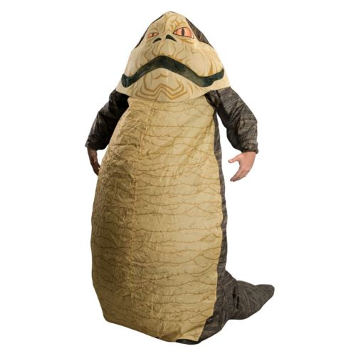 Star Wars Inflatable Jabba the Hutt Costume - Adult