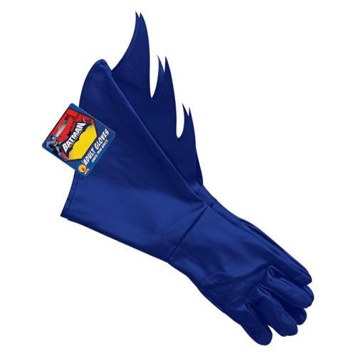 Batman Brave and Bold Gloves - Adult