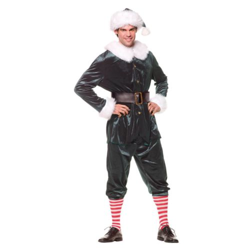 Elf Costume - Adult