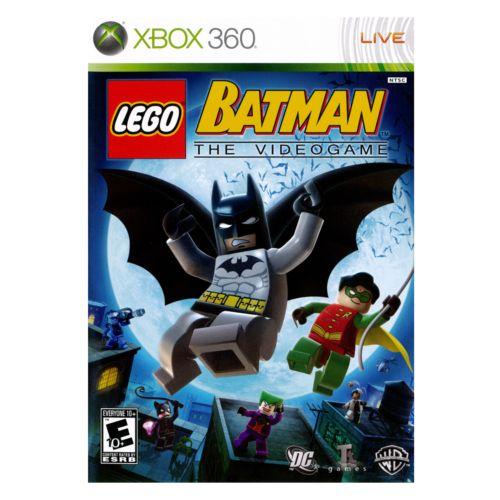 Xbox 360 LEGO Batman: The Video Game