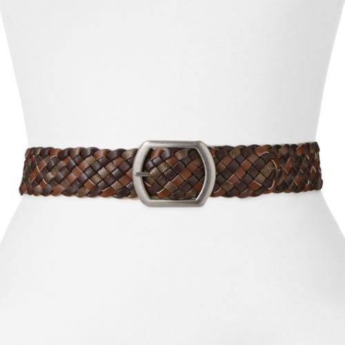 Relic Reversible Braided Belt
