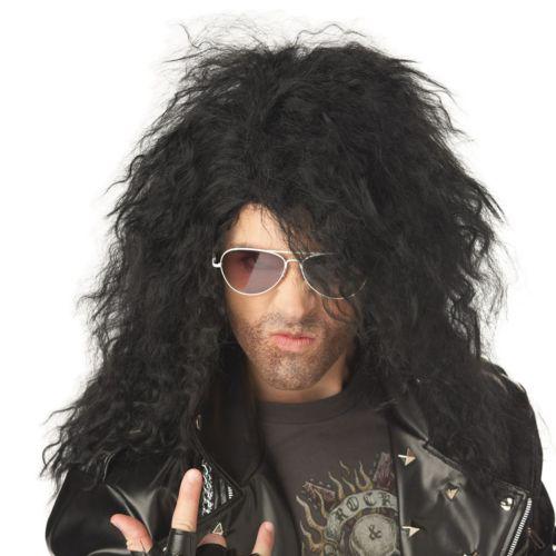 Heavy Metal Wig - Adult