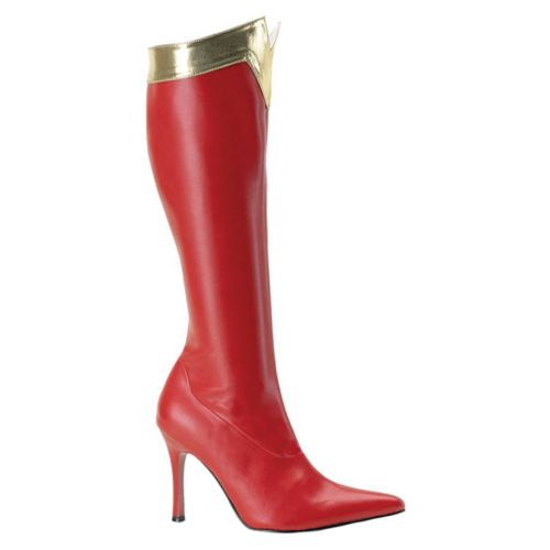 Wonder Knee-High Costume Boots - Adult