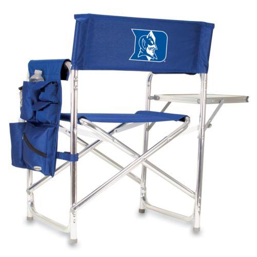 Duke Blue Devils Sports Chair