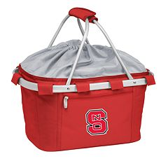North Carolina State Wolfpack Insulated Picnic Basket