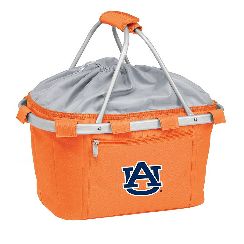 Auburn Tigers Insulated Picnic Basket