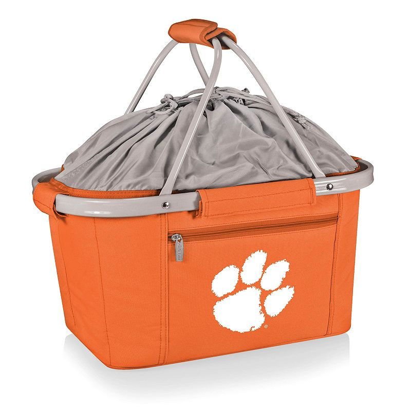 Clemson Tigers Insulated Picnic Basket