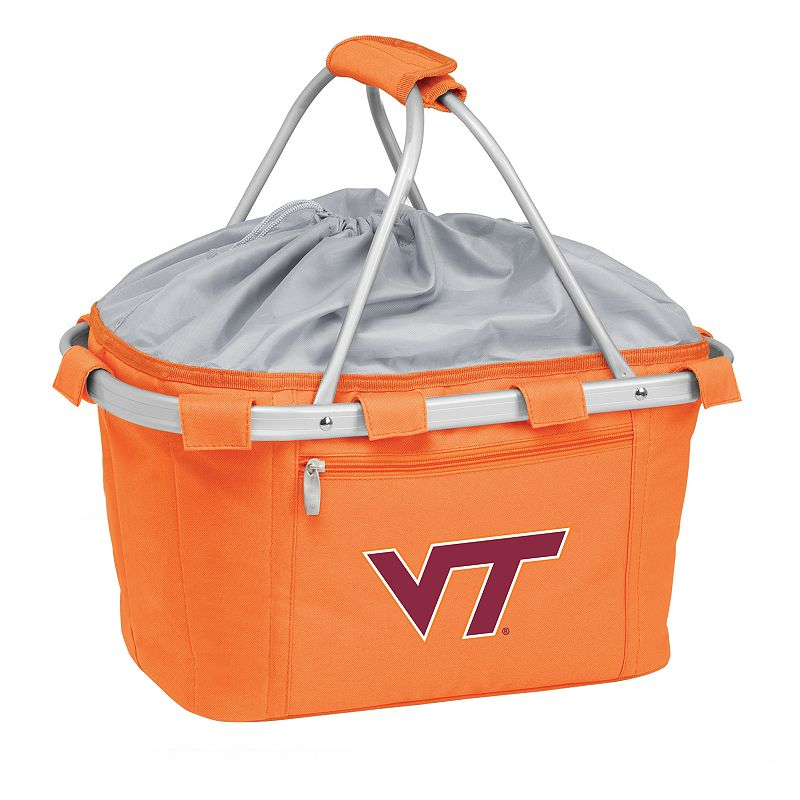 Virginia Tech Hokies Insulated Picnic Basket