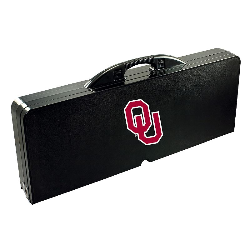 Oklahoma Sooners Folding Table