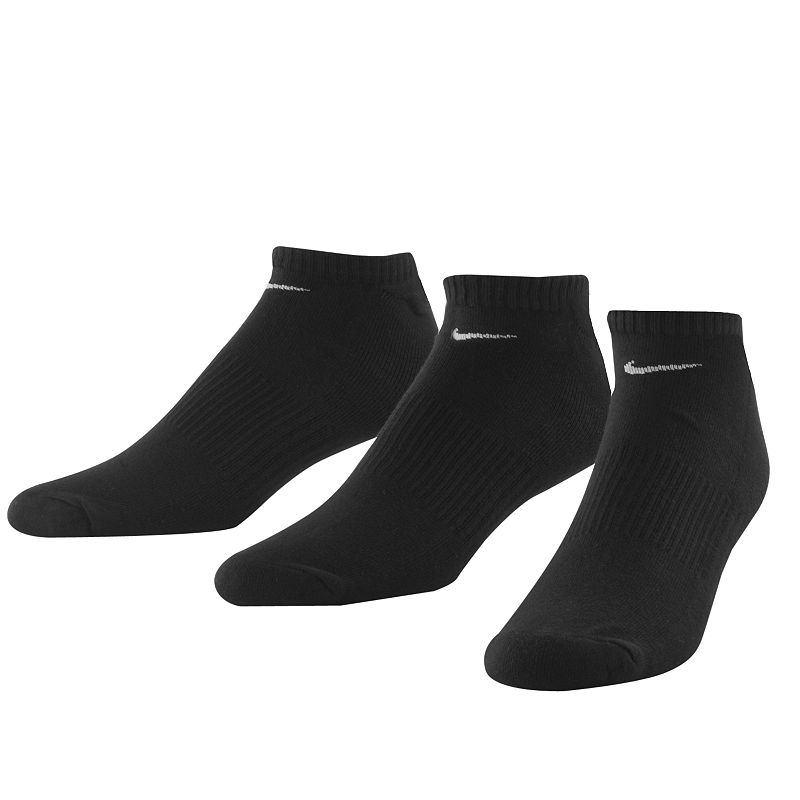 Men's Nike 3-pk. Performance No-Show Socks - Big Man
