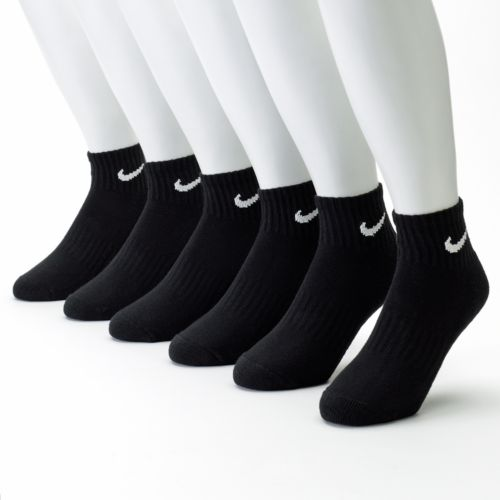 Nike 6-pk. Performance 1/4-Crew Socks
