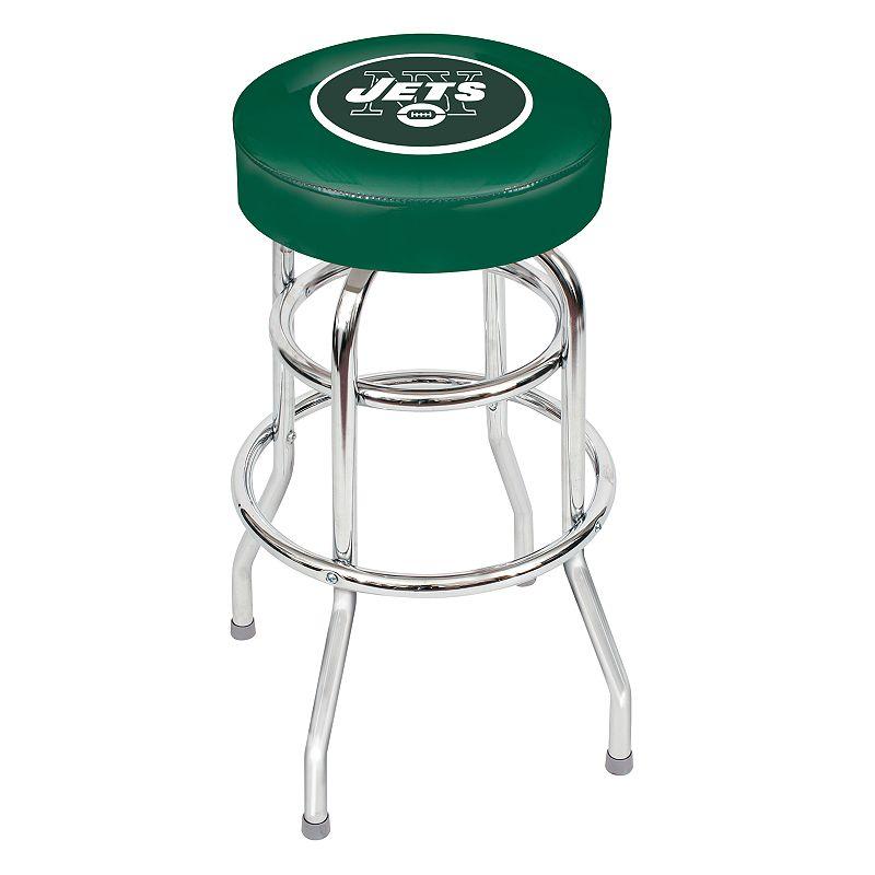 New York Jets Bar Stool