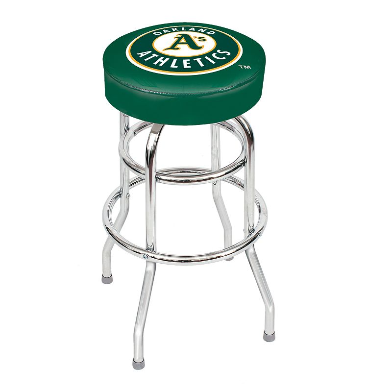 Oakland Athletics Bar Stool