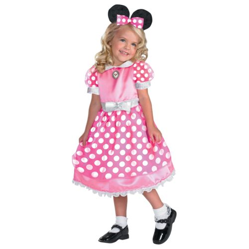 Minnie Mouse Costume - Kids