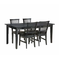 Click here to buy Arts & Crafts 5-pc. Dining Set.