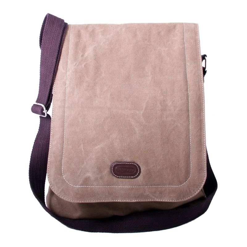 Leatherbay Urban Hipster Messenger Bag