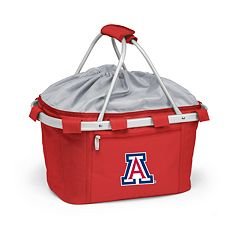 Arizona Wildcats Insulated Picnic Basket by