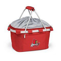 Louisville Cardinals Insulated Picnic Basket